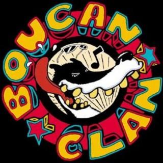 boucan sticker